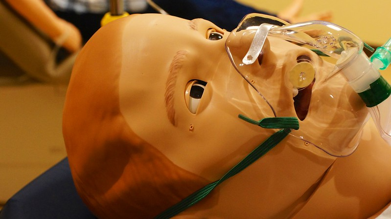 simulation airway manikin - Oral and Maxillofacial Surgeons Using Simulation to Improve Preparedness for Adverse Events with Sedation and Anesthesia