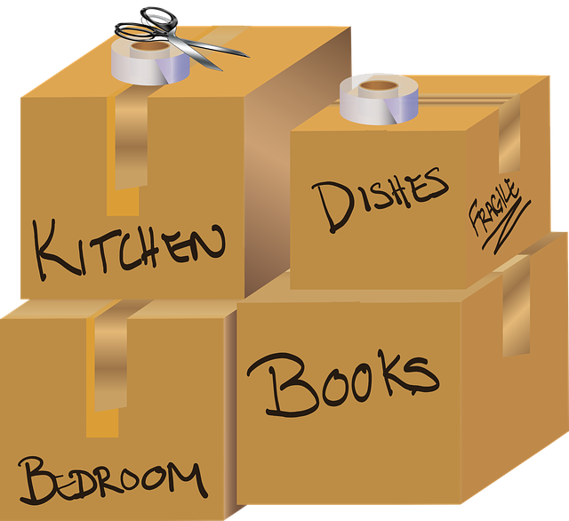 moving boxes package - Relocation: The key considerations to tackle